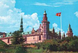 1 AK Dänemark * Das Schloss Kronborg In Der Stadt Helsingør - Seit 2000 Weltkulturerbe Der UNESCO - Dinamarca