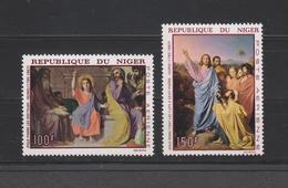 Yvert PA 76 / 77 ** Neuf Sans Charnière Tableau Peinture Ingres - Niger (1960-...)