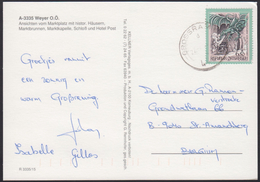 1997 - ÖSTERREICH - Card + Michel 2226 (Klagenfurt) + GROSSRAMING - 1945-.... 2ème République