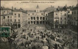 38 - VIENNE - Marché - Vienne
