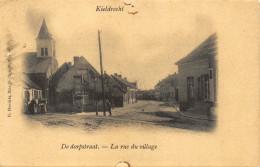 Kieldrecht - Dorpstraat - Punaise Gaatje - Beveren-Waas