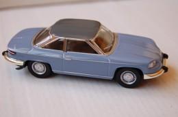 31-143. Coche Panhard 24 Ct 1964, Escala 1/43. Solido - Solido
