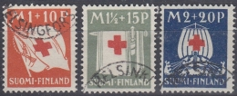 Finlandia 1930 Nº 156/58 Usado - Gebraucht