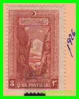 TURQUIA  ( TURKIA  -  EUROPA )   SELLO  AÑO 1926 - Nuevos