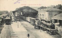 34 - HERAULT - Béziers - Gare - Train - Chemin De Fer - Beziers
