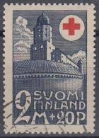 Finlandia 1931 Nº 163 Usado - Gebraucht