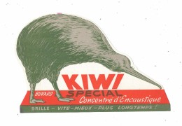 Buvard Cirage De Luxe KIWI - Blotters