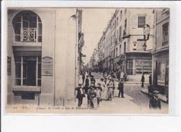 DOLE : Banque De Credit Et Rue De Besancon - Tres Bon Etat - France