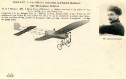 LA REUNION(AVIATION) ROLLAND GARROS - La Réunion