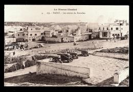 CPA ANCIENNE- AFRIQUE- MAROC- RABAT- LES CANONS DU RAMADAN- ANIMATION- GROS PLAN- - Rabat