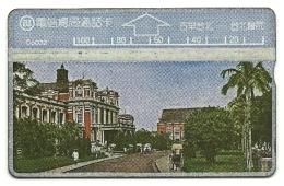 Taiwan - Tessera Telefonica Da 100 Units T103, - Taiwan (Formosa)