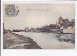 DOLE : Le Canal Charles-quint - Tres Bon Etat - Dole