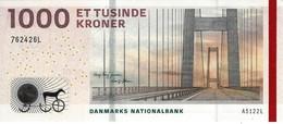 DENMARK 1000 KRONER ND (2012) P-69 UNC [ DK939b ] - Denmark
