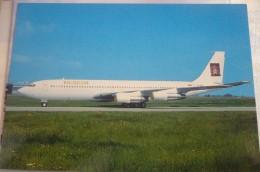 B 707   KINGDOM    YR JCB  PRAHA AIRPORT - 1946-....: Moderne