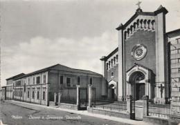 CATANZARO - MILETO - DUOMO E SEMINARIO VESCOVILE......TT - Catanzaro