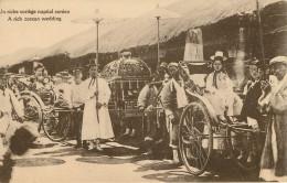 Corée - Korea - Un Riche Cortège Nuptial Coréen - A Rich Corean Wedding - Bon état - Corée Du Sud