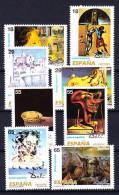 ESPAGNE 1994 YT N° 2882 à 2889 ** - 1931-Today: 2nd Rep - ... Juan Carlos I