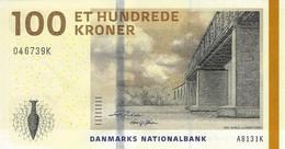 DENMARK 100 KRONER ND (2013) P-66 UNC [ DK936c ] - Denmark