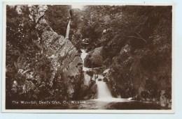 The Waterfall, Devil's Glen - Wicklow
