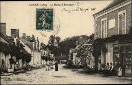 36 - LANGE - Bourg D'Entraigues - France