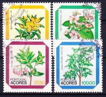 ACORES 1983 YT N° 347 à 350 Obl. - Azores