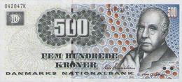 * DENMARK 500 KRONER ND (2006) UNC [ DK933b ] - Denmark