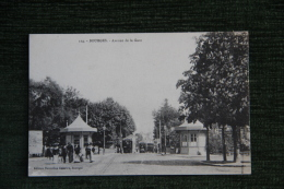 BOURGES - Avenue De La Gare - Bourges