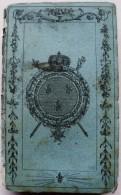 ALMANACH DE DAMES PETIT ALMANACH DE LA COUR DE FRANCE - 1817 - ONZIEME ANNEE - Poésie