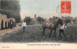 95-CORMEILLES-EN-PARISIS- RUE GUY PATIN - Cormeilles En Parisis