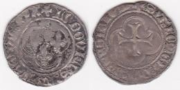 LOUIS XI 1461/1483 BLANC Au Soleil Lyon (voir Scan) - 987-1789 Monnaies Royales