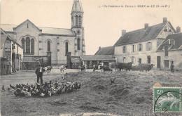95-BRAY-ET-LU - UN INTERIEUR DE FERME - Marly La Ville