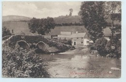 Malmsmead Village & Bridge - England