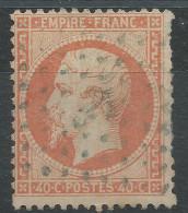 Lot N°31477   N°23, Oblit Losange Ancre Bleu - 1862 Napoleon III