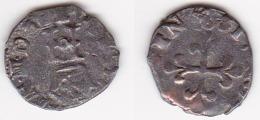HENRI III 1574/1589 LIARD Aix (voir Scan) - 1574-1589 Henri III