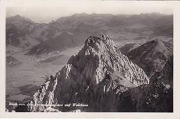 Blick Von Der Pyramidenspitze Auf Walchsee - Tirol - Österreich