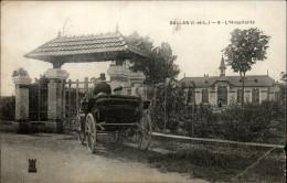 37 - BALLAN-MIRE - Hospitalité - Ballan-Miré