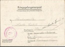 _5pk-140: Kriegsgefangenpost: Stalag I A > Verviers... Om Verder Uit Te Zoeken... - WW II