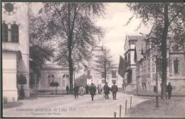 ! - Belgique - Liège - Exposition Universelle De 1905 - Perspective Des Palais - Luik