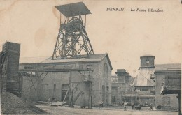 DENAIN (59) LA FOSSE L'ENCLOS - Denain