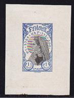 ETHIOPIE - N°149 - Epreuve En Noir Et Bleu De L´Impératrice  Zéoditou De 1928. Rare. - Ethiopia