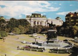 Hungary Sofia Place Narodno Sabranie and Liberator's Monument