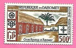 1583   ~~  1960 -  REPUBLIQUE   DAHOMEY  Poste  Aérienne  N° PA 19**  Neufs - Bénin – Dahomey (1960-...)