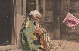 New  Zealand  - 1912 - Hiamoe! (sleepy)   - Scan Recto-verso - Nouvelle-Zélande
