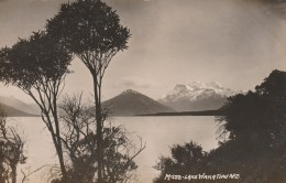New  Zealand  - Lake Wakatipu    - Scan Recto-verso - Nouvelle-Zélande