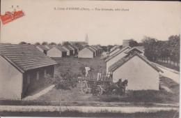 """18 CHER AVORD  """"  Le Camp D'avord Vue Générale Coté Ouest """"  FMB - Avord"""