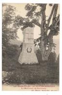 CPA 88 Au Reichackerkopf Le Monument De Gascheney - Otros Municipios