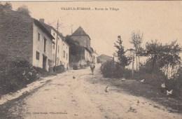 VILLEY SAINT ETIENNE (54)  ENTREE DU VILLAGE - EDIT ALBERT GEORGE - France