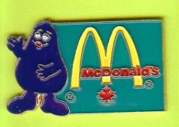 Pin Mac Do McDonald´s Grosse Douceur /Grimace Vert - 2AA01 - McDonald's