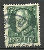 Bayern, Nr. 102 I, Gestempelt - Beieren