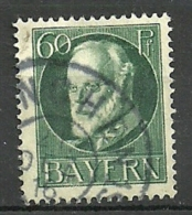 Bayern, Nr. 102 I, Gestempelt - Bavaria